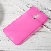 Matný gélový obal pre mobil Nokia 6 - rose