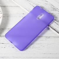 Matný gélový obal pre mobil Nokia 6 - fialový