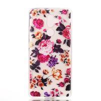 Patty gélový obal na Nokia 7 Plus - kvety