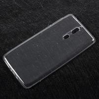 Transparentný gélový obal na Nokia 8