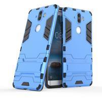 Defender odolný obal na Nokia 8 Sirocco - svetlomodrý