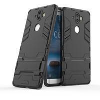 Defender odolný obal na Nokia 8 Sirocco - čierny