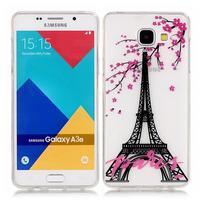 Nicis gélový obal pre mobil Samsung Galaxy A3 (2016) - Eiffelova veža
