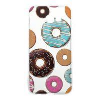 Patty gélový obal na Samsung Galaxy A3 (2017) - donutky