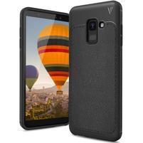 IVS odolný gélový obal na Samsung Galaxy A6 (2018) - čierny