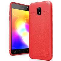 VibeX odolný obal na mobil Samsung Galaxy J3 (2018) - červený