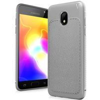 VibeX odolný obal na mobil Samsung Galaxy J3 (2018) - sivý