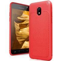 VibeX odolný obal na mobil Samsung Galaxy J5 (2018) - červený