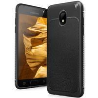 VibeX odolný obal na mobil Samsung Galaxy J5 (2018) - čierny