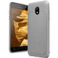 VibeX odolný obal na mobil Samsung Galaxy J5 (2018) - sivý