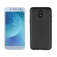 Carb odolný gélový kryt na Samsung Galaxy J7 (2018) - čierny