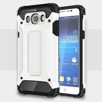 Armory odolný obal pre mobil Samsung Galaxy J7 (2016) - biely