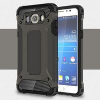 Armory odolný obal pre mobil Samsung Galaxy J7 (2016) - bronze