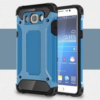 Armory odolný obal pre mobil Samsung Galaxy J7 (2016) - modrý