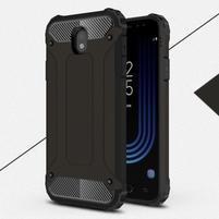 Armory odolný obal na mobil Samsung Galaxy J7 (2017) - čierny