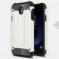 Armory odolný obal na mobil Samsung Galaxy J7 (2017) - biely