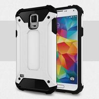 Armory odolný obal na Samsung Galaxy S5 - biely