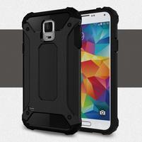 Armory odolný obal na Samsung Galaxy S5 - čierny