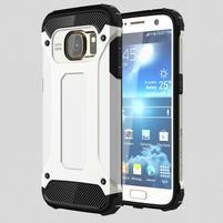 Armory odolný obal pre mobil Samsung Galaxy S7 - bielý