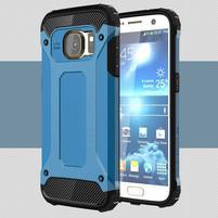 Armory odolný obal pre mobil Samsung Galaxy S7 - svetlomodrý