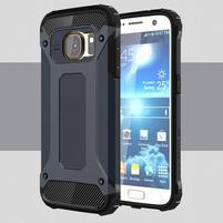 Armory odolný obal pre mobil Samsung Galaxy S7 - tmavomodrý