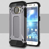 Armory odolný obal pre mobil Samsung Galaxy S7 - šedý
