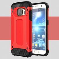 Armory odolný obal pre mobil Samsung Galaxy S7 - červený