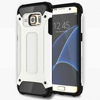 Armory odolný obal na Samsung Galaxy S7 Edge - biely