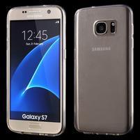 Ultraslim gélový obal na Samsung Galaxy S7 - priehľadný
