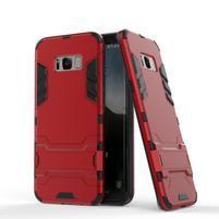 Guard odolný obal pre mobil Samsung Galaxy S8 - červený