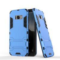 Guard odolný obal pre mobil Samsung Galaxy S8 - svetlomodrý
