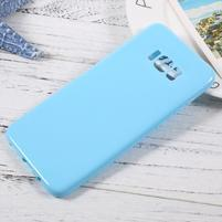 GT lesklý gélový obal pre Samsung Galaxy S8 Plus - svetlomodrý