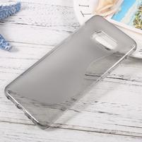 S-line gélový obal pre mobil Samsung Galaxy S8 Plus - šedý