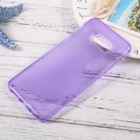 S-line gélový obal pre mobil Samsung Galaxy S8 Plus - fialový
