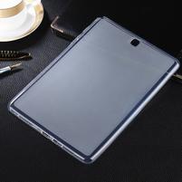 Double gélový obal na tablet Samsung Galaxy Tab A 9.7 - biely