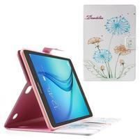 Ochranné puzdro pre Samsung Galaxy Tab A 9.7 - malovaná púpava