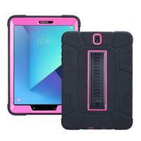 Shock hybridný odolný obal na tablet Samsung Galaxy Tab S3 9.7 - rose