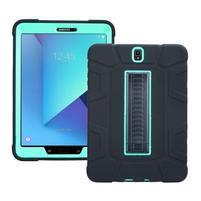 Shock hybridný odolný obal na tablet Samsung Galaxy Tab S3 9.7 - cyan