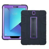Shock hybridný odolný obal na tablet Samsung Galaxy Tab S3 9.7 - fialový