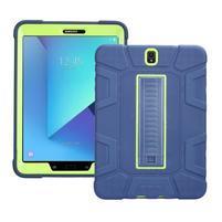 Shock hybridný odolný obal na tablet Samsung Galaxy Tab S3 9.7 - modrý/zelený