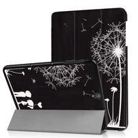Emotive PU kožené polohovatelné puzdro pre Samsung Galaxy Tab S3 9.7 T820 - láska