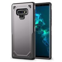 Arm hybridný odolný obal na mobil Samsung Galaxy Note 9 - sivý