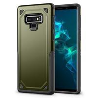 Arm hybridný odolný obal na mobil Samsung Galaxy Note 9 - zelený