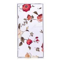 Patty gélový obal na Sony Xperia XA Ultra - kvetiny