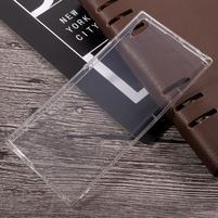 Gelový obal pre Sony Xperia XA1 Ultra - transparentný