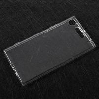 Priesvitný gelový obal na mobil Sony Xperia XZ1
