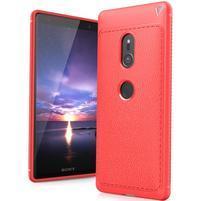 IVS odolný gélový obal na Sony Xperia XZ2 - červený