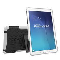 Outdoor odolný obal pre Samsung Galaxy Tab E 9.6 - biely