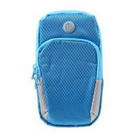 Zippy univerzálna športová taštička na ruku pre telefóny do rozmeru 157 x 77 mm - modrá