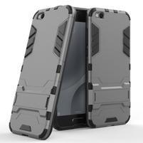 Defender odolný obal pre mobil Xiaomi Mi 5c - sivý